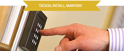 Access Control Systems Macclesfield